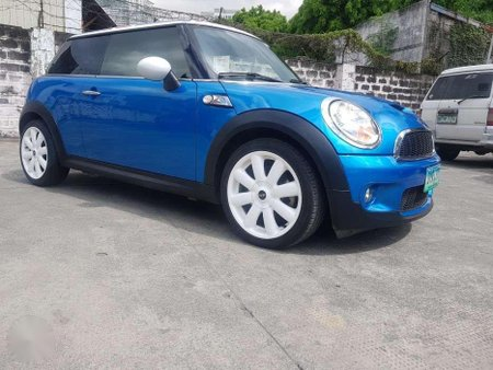 Mini Cooper S Automatic Very Fresh Blue For Sale 394122