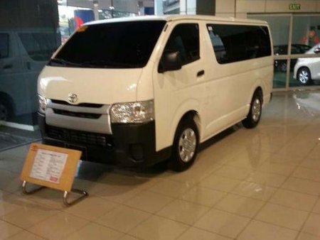 Toyota Hiace 2017 For Sale 393601