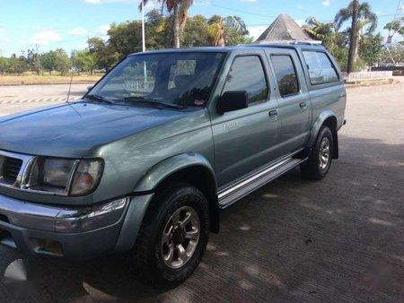 2001 Nissan Frontier 4x4 A T 3 2l Diesel For Sale 395228