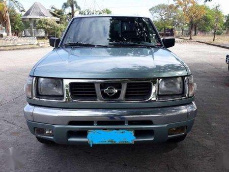 2000 Nissan Frontier 4x4 A T 3 2l Diesel For Sale 397119