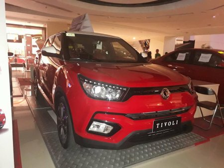 Brand new Ssangyong Tivoli 2018 for sale