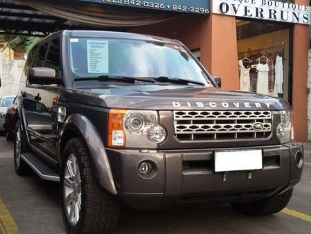 Well-maintained Land Rover Discovery 3 2005 for sale