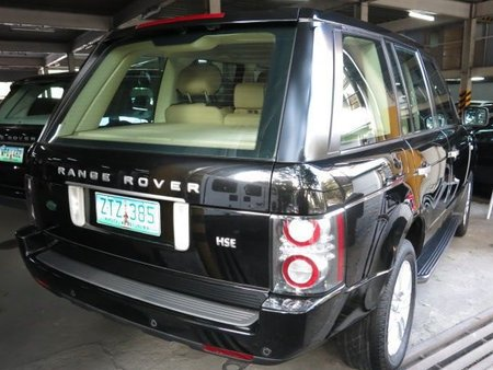 Well-kept Land Rover Ranger Rover 2009 for sale