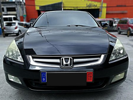 Well-maintained Honda Accord 2004 for sale