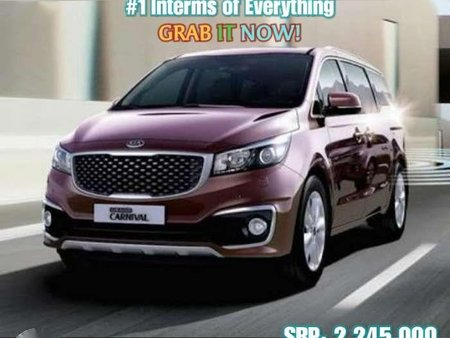 Kia Grand Carnival Crdi Automatic For Sale