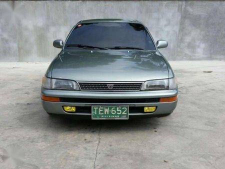 Toyota Corolla Gli 92 Model For Sale