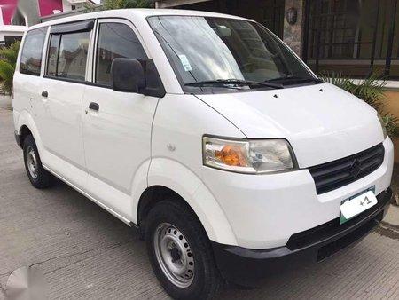 Suzuki APV GA 2012 MT for sale