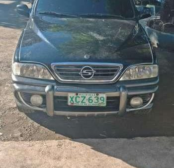 2004 SsangYong Musso for sale