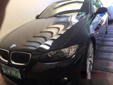 2008 BMW 335i COUPE BLACK