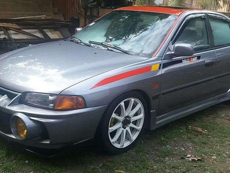 Well-maintained Mitsubishi Lancer 1997 for sale