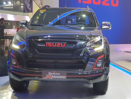 Sure Autoloan Approval Brand New Isuzu MUX 2018 for sale