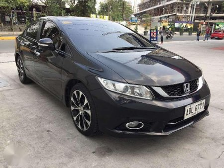 2014 HONDA Civic 2.0 Top Of The Line   Automatic Transmission FOR SALE