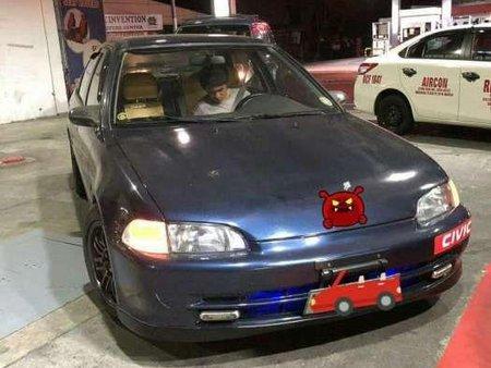 1995 honda civic lx engine