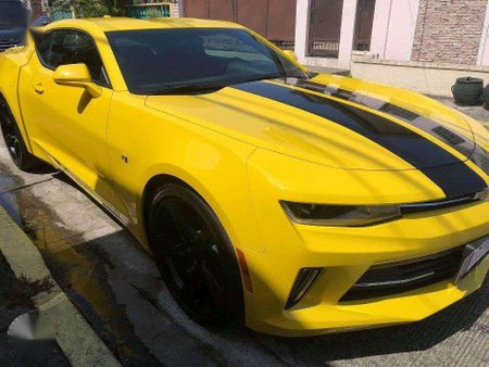 2017 Chevrolet Camaro Rs Fifty Years Anniversary Edition For Sale 416811