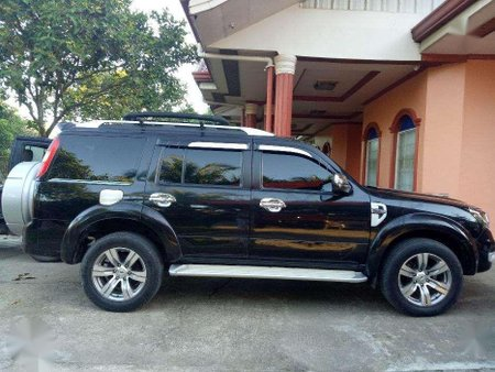 Well-kept Ford Everest 2012 for sale