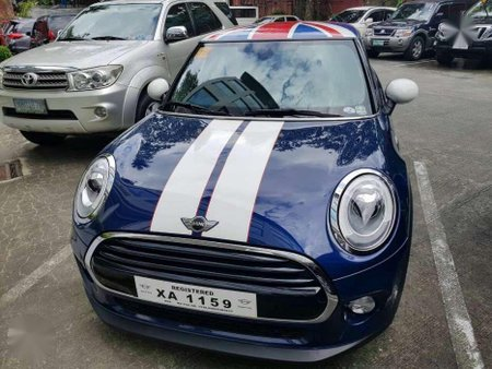 2016 Mini Cooper Automatic 3000 Kms Financing Ok For Sale 417710