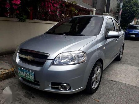 Chevrolet Aveo 2008 Automatic Top Of The Line Vs Vios City 444532