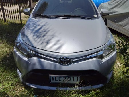 Well-kept Toyota Vios E 1.3L 2015 for sale