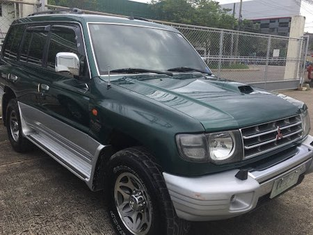 2001 Pajero Fieldmaster For Sale
