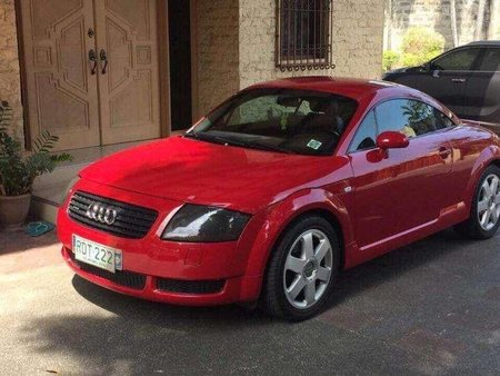 For sale: 2000 Audi TT Quattro Coupe M/T low mileage
