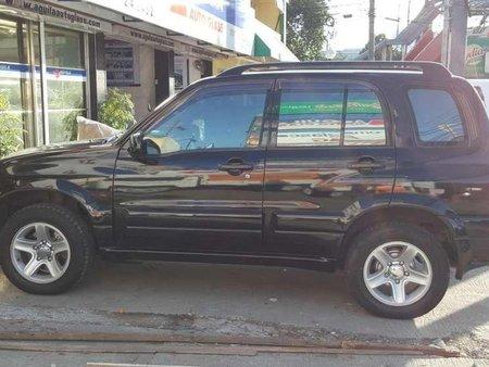 Suzuki Grand Vitara SUV 4WD Black For Sale