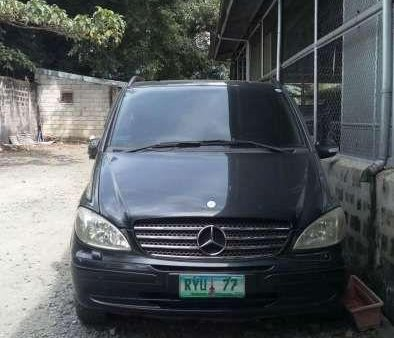 2007 Mercedes Benz Viano for sale