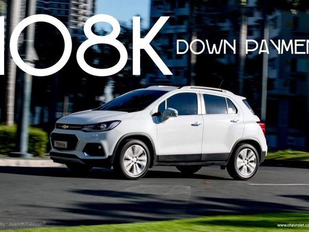 Chevrolet Trax AT LS 2018 brand new for sale