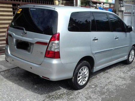 Like-new Toyota Innova G 2.5 diesel 2015 for sale