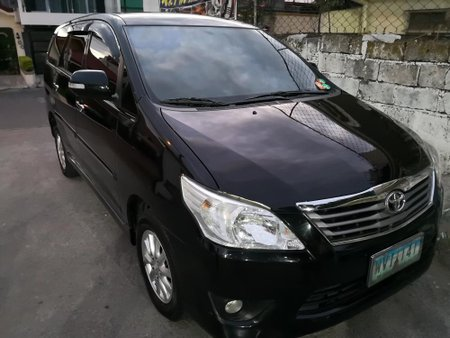 Like-new Toyota Innova G Diesel AT 2013 for sale