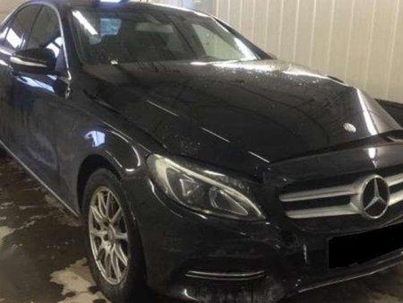 2014 Mercedes Benz new look C200 collided unit needs body repair
