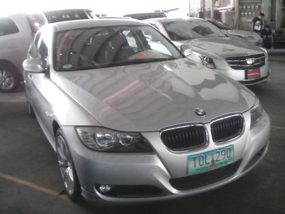 Like-new BMW 318I 2012 AT for sale