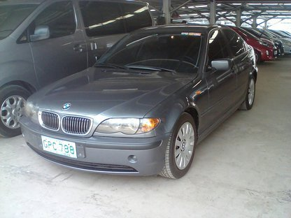 Like-new BMW 318I 2004 MT for sale