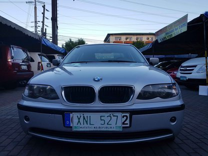 Like new BMW 318I 2004 EDITION AT for sale