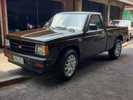 1986 Chevrolet S-10 for sale