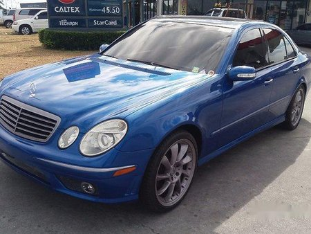 Mercedes-Benz E500 2004 for sale