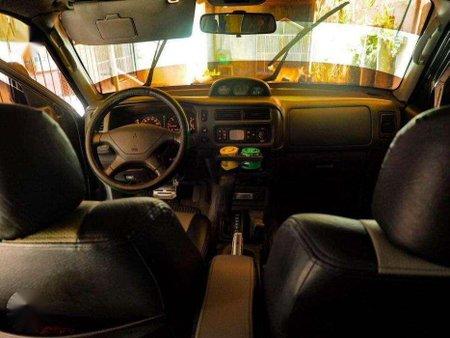 Mitsubishi Montero Sport 2002 model for sale