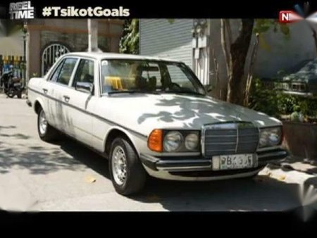 Mercedes Benz W123 300d For Sale 441347