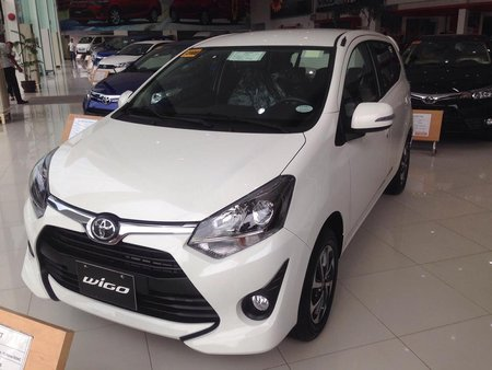 TOYOTA WIGO 2018 FOR SALE