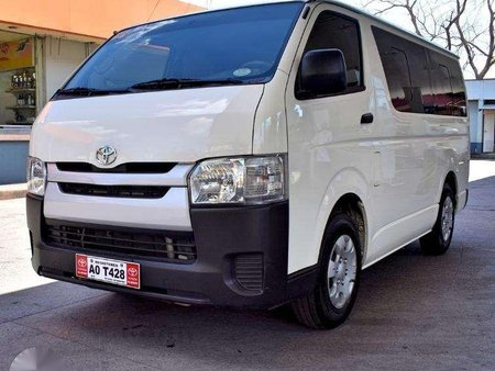 2018 Series Toyota Hiace Commuter 3.0 Engine 1.148m Nego Vs Urvan 2017