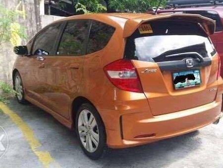 2013 Honda Jazz 1.5V Brilliant Orange for sale