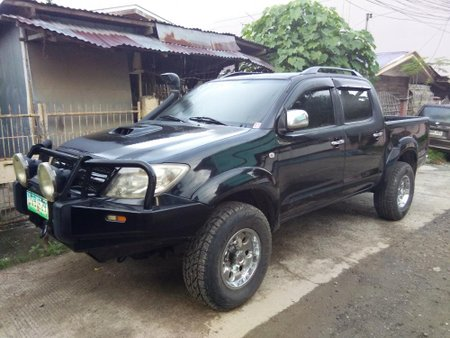 Toyota Hi-Lux G 4x4 2008 FOR SALE