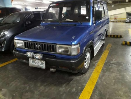 FOR SALE TOYOTA Fx Tamaraw gl power steering fixed 1994