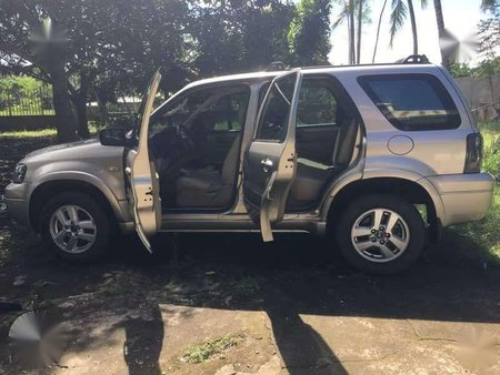 Ford Escape XLS 4X2 2008 FOR SALE