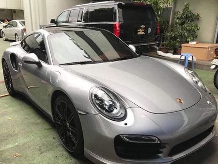 2014 Porsche 911 Turbo for sale