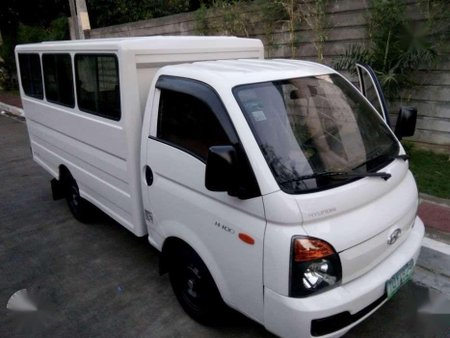 2012 Hyundai H100 Diesel KC27 L300fb porter all vans all mpvs