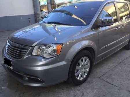 2017 Chrysler Town And Country >> 2017 Chrysler Town And Country For Sale 448713