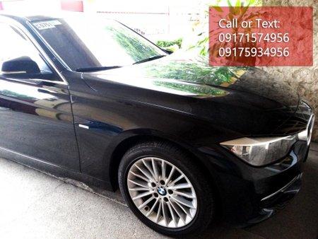 2012 BMW 320D similar to Mercedes Audi
