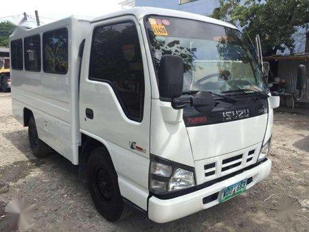 Isuzu NHR 2013 White Truck For Sale
