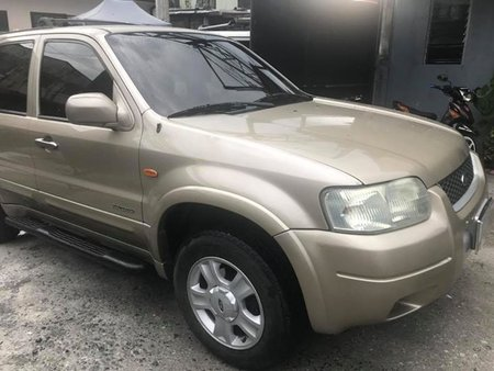 Ford Escape 2004 Matic LOCAL 2.0 Gas SUPER FRESH Good Cond 169K Only FIXED!