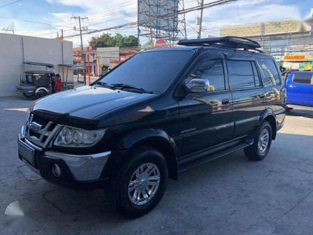 2012 Isuzu Sportivo X Black SUV For Sale